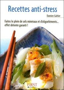 Des recettes de cuisine contre le stress