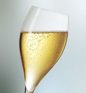Le champagne est bon pour la santé