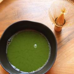Le thé vert est bon pour la santé