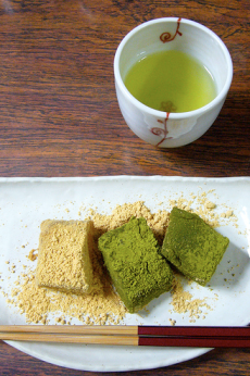 Le thé vert : un antioxydant