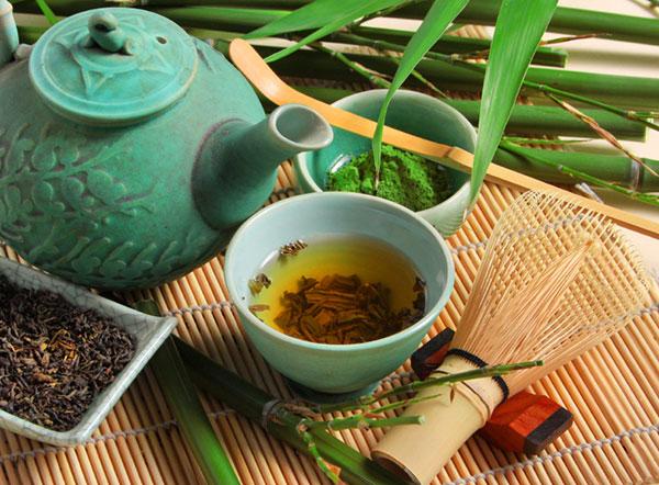Les bienfaits du thé vert (green tea) sur la santé