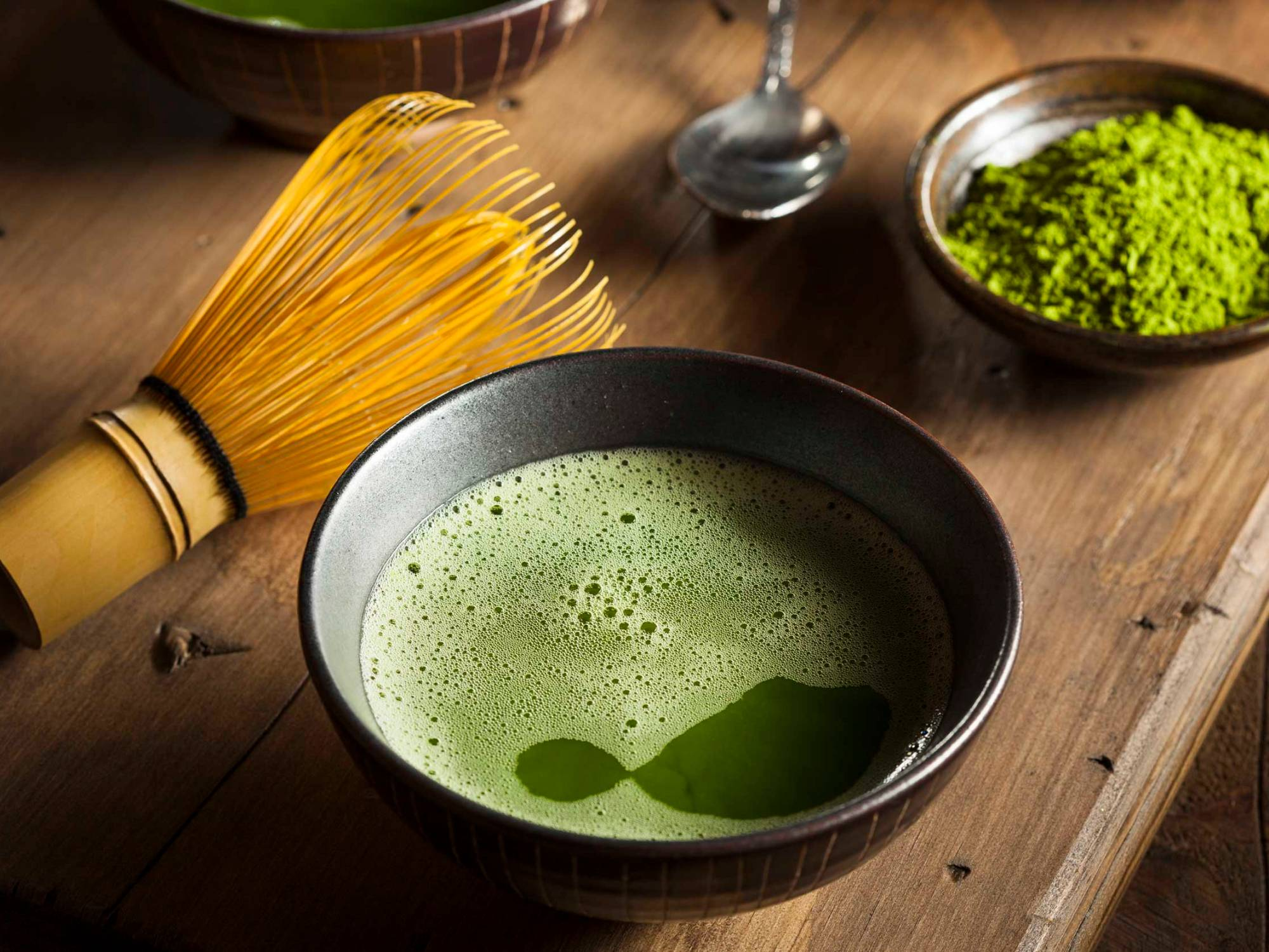 5 raisons de consommer du th matcha 1 recette cr me matcha blog nutrition sant. Black Bedroom Furniture Sets. Home Design Ideas