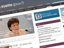e-santé : le site du gouvernement français