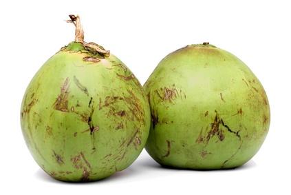 Noix de coco fraîche