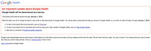 Google Hearth s'arrête : abandon du projet santé de Google