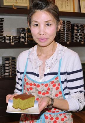 Soke Kutsuwado : kasutera cake