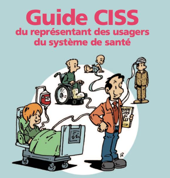 Guide CISS : associations des usagers en sante