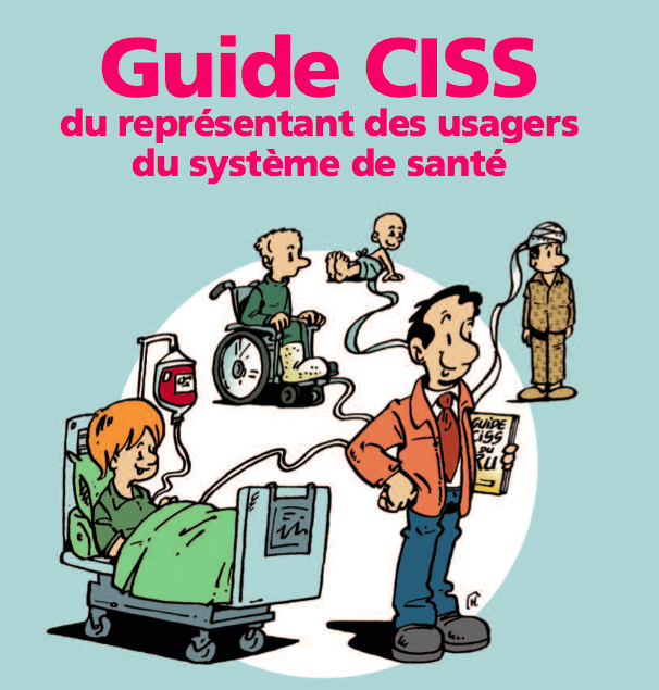 Guide CISS : associations des usagers en sante