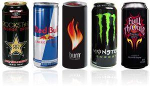Boissons énergisantes : effets nocifs sur la santé