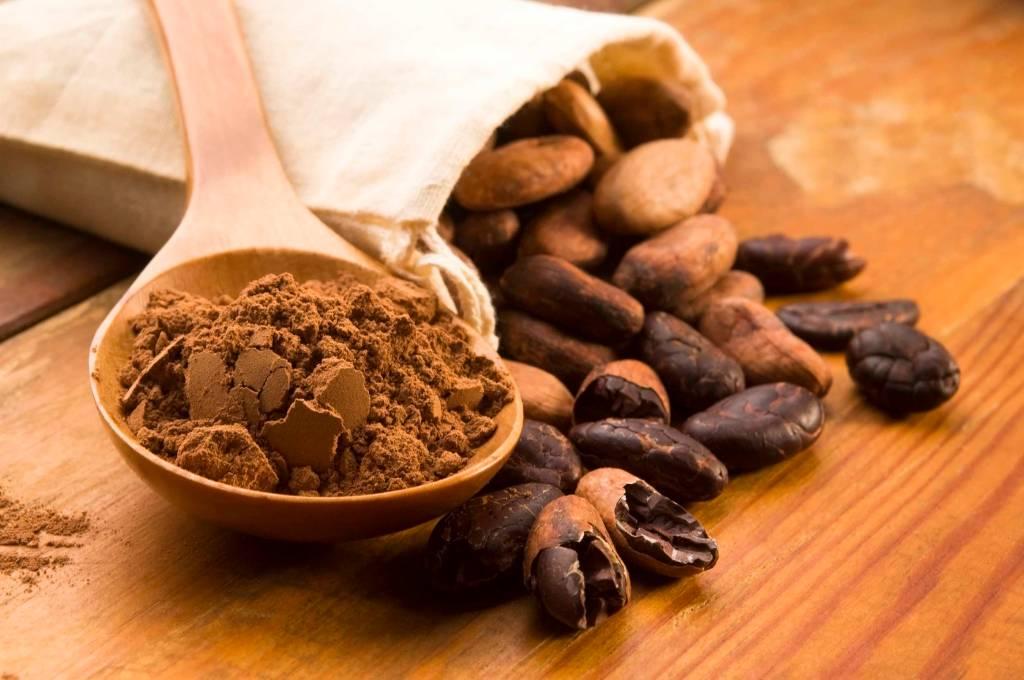 Les bienfaits du cacao.
