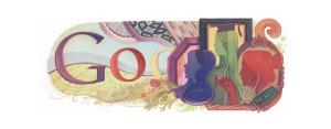 Journee de la femme 2011 par Google