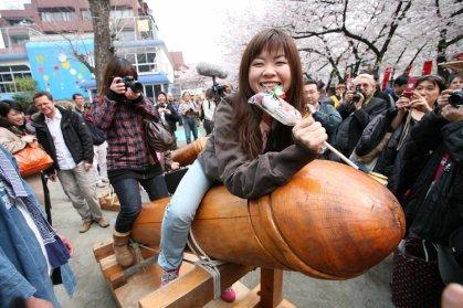 Fête de la fertilité au Japon