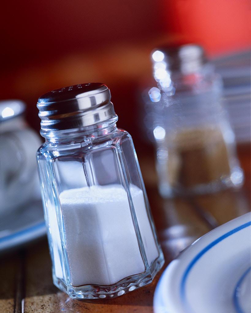 La consommation élevée en sel est mauvaise pour la santé du cerveau