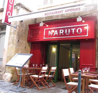 Naruto : resto japonais à Aix