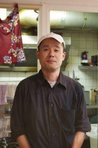 Kunibe Koichi : restaurant Naruto