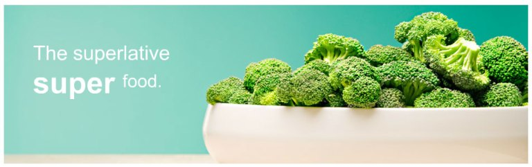 Broccoli Beneforté : super food