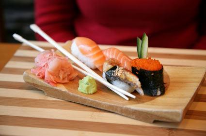 Sushi : tradition japonaise