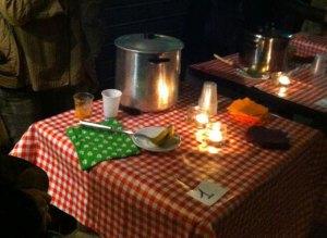 Concours de soupe à Arles