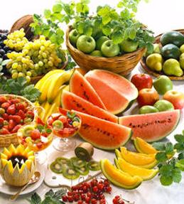 Mangez équilibré ! Mangez des fruits et des légumes !