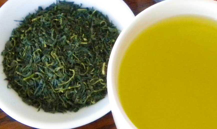 Le thé vert est bon pour la santé selon une étude