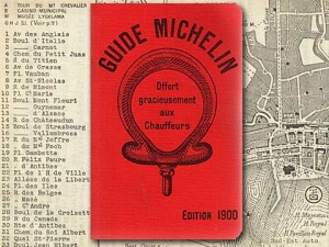 Michelin Guide 1900