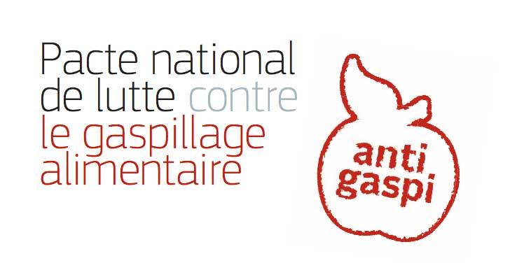 Pacte national de lutte contre le gaspillage alimentaire