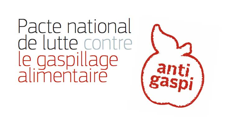 Pacte national de lutte contre le gaspillage alimentaire