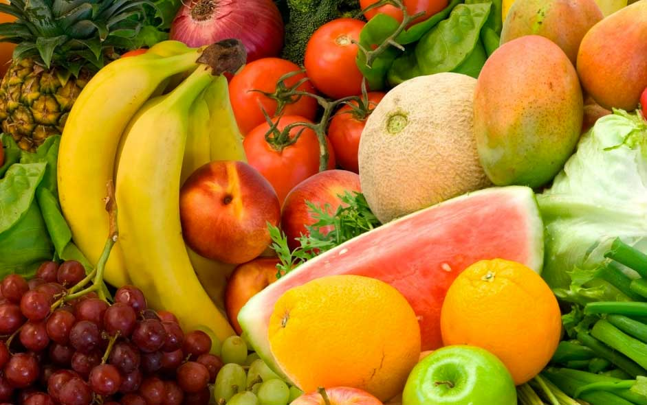 Les régimes végétariens