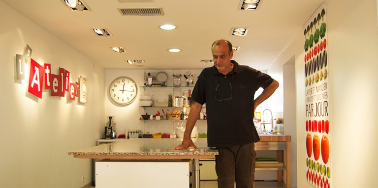 Régis Delalande Culinarion Aix en Provence