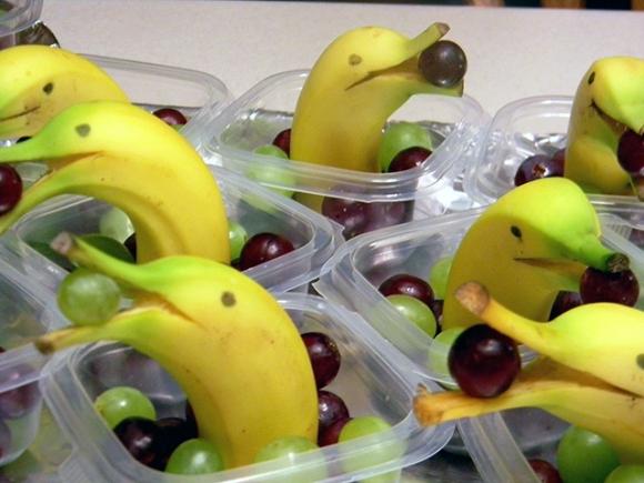 Comment présenter des fruits pour donner envie aux plus récalcitrants ?