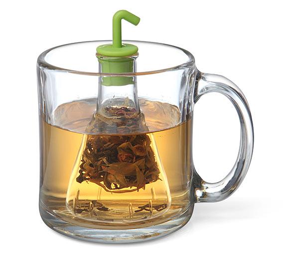 Infuser du thé ou une tisane avec un diffuseur hors du commun