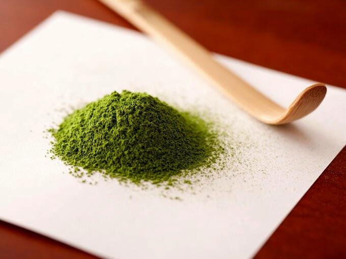 Les bienfaits du matcha (poudre de thé vert)
