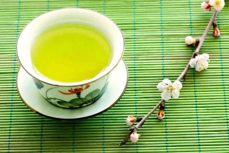 Thé vert et imagerie médicale