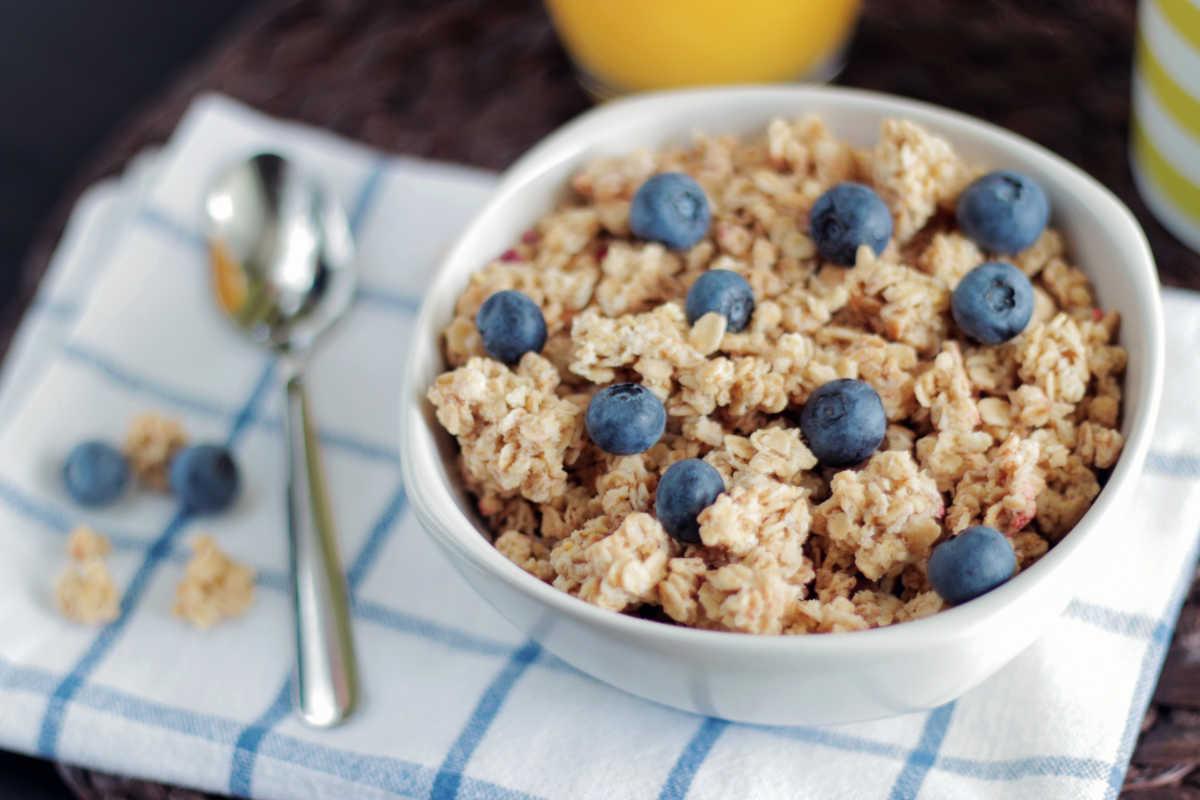 Manger des aliments riches en fibres