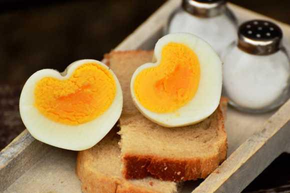 Consommation quotidienne d'œufs associée à un risque plus faible de MCV
