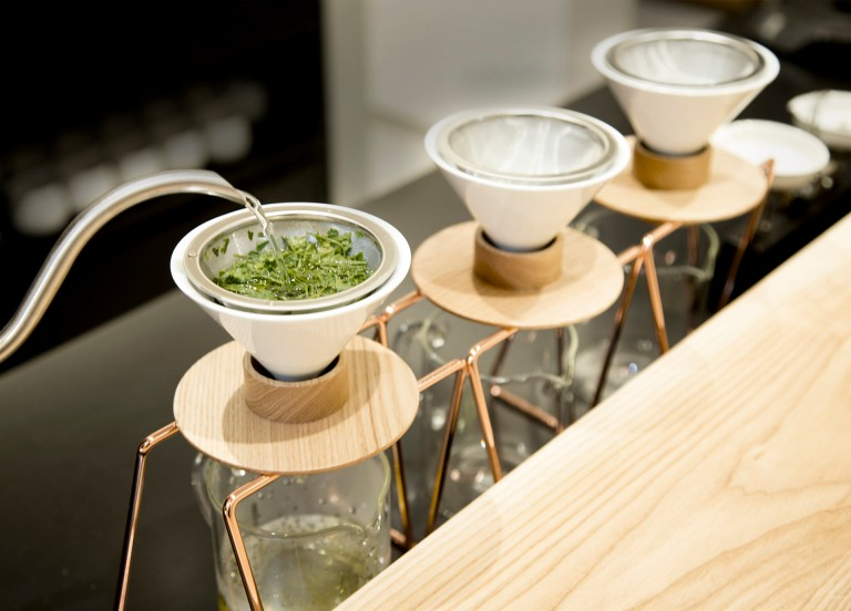 L'EGCG extrait du thé vert contre Alzheimer