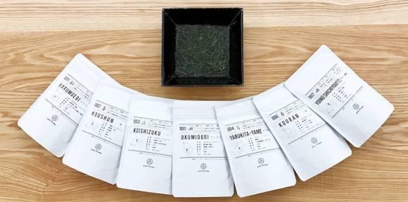 Thé vert bio Japon