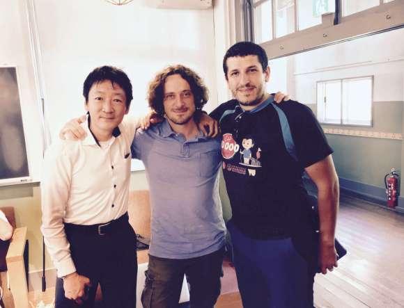 Un gaijin au Japon & Jimmy Braun