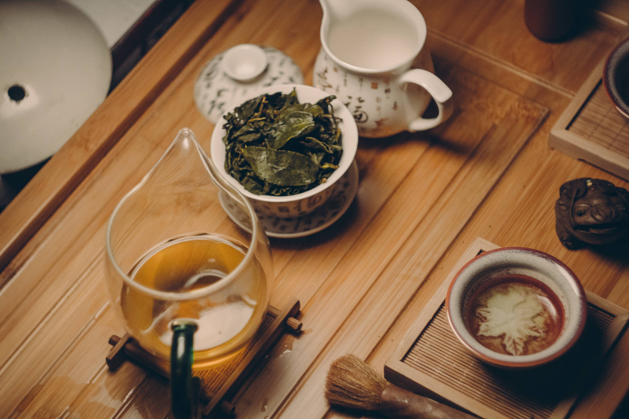 thé vert : la deuxième boisson la plus consommée au monde