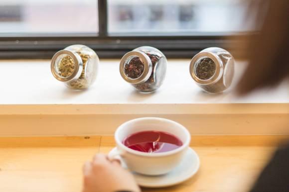 Impact du régime asiatique : le thé
