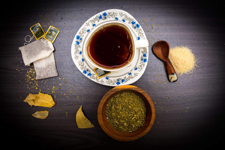 Le génome de l'arbre à thé