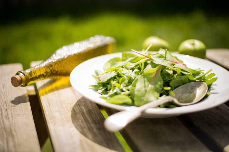 Consommer des aliments contenant de la lutéine