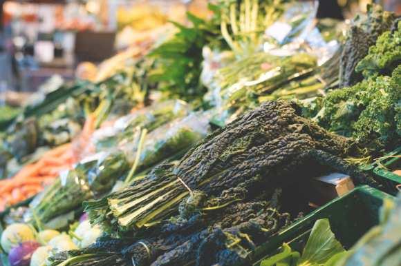 Bienfaits des légumes verts