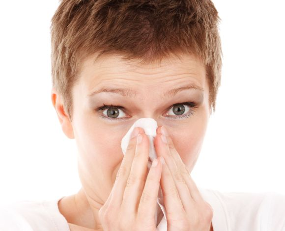 Allergie au pollen