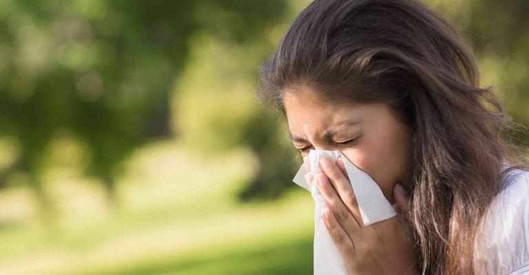 Découverte d'une allergie croisée