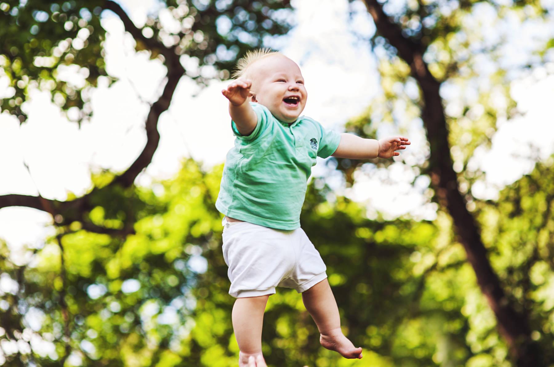 Les bébés sont capables d'apprendre la valeur de l'effort