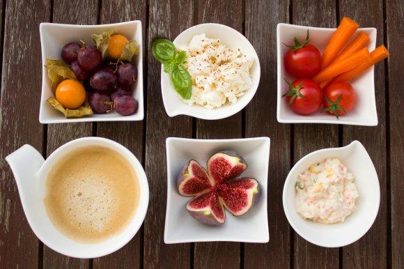 Poisson, fruits et légumes, preuve émergente