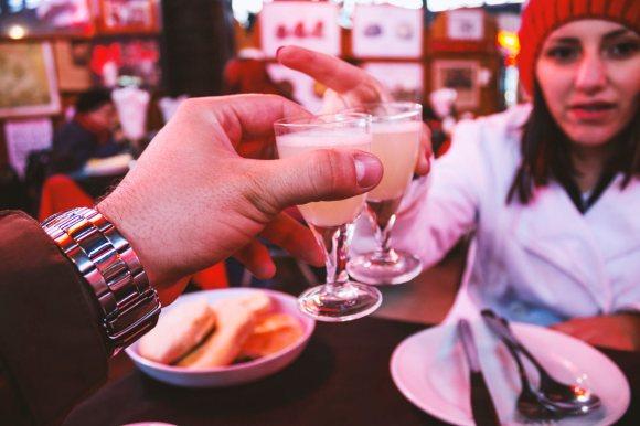 la dépendance associée à l'alcool