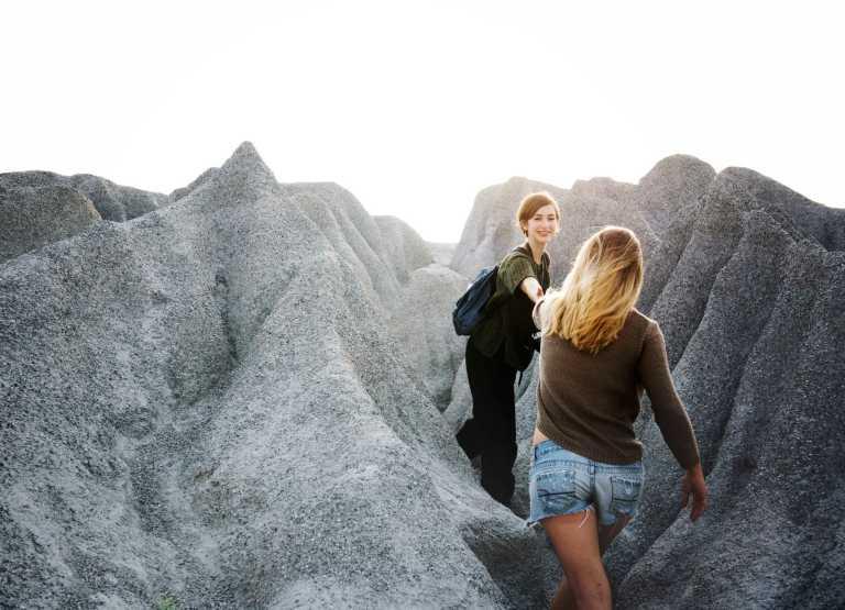 Prenez vos amis, votre famille ou votre bien-aimé(e) le temps d'une promenade