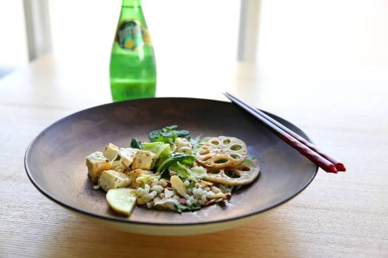 Boissons sans sucre pendant les repas